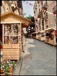 feria de artesanos catania